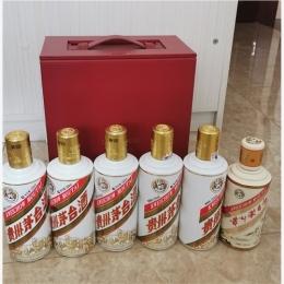 整箱路易十三酒瓶回收一套