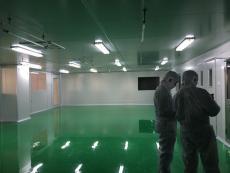鄭州十萬級凈化烘焙食品潔凈廠房裝修規劃