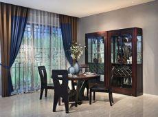 静安区老餐桌桌椅翻新红木樟木种类改造