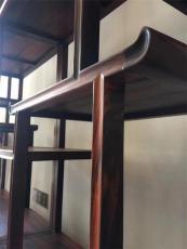 北翟路天山西路红木家具翻新老餐桌椅加固
