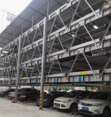 芜湖低价出租机械立体三层智能车库