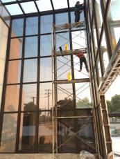 厂房玻璃贴膜 厂房玻璃磨砂膜 玻璃隔热贴膜