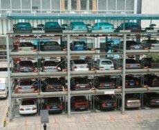 南宁回收立体机械车库回收三层智能垂直车位