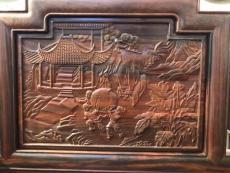 上海普陀区红木家具改色和翻新
