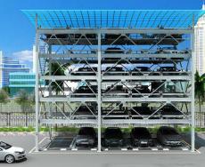 天水出租立体机械车库租赁两层简易立体车位