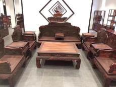 上海繁兴路老红木盒子维修翻新靠背椅断裂局