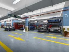 蚌埠回收立体机械停车位回购两层简易升降车