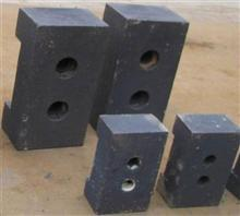 高铬制砂机锤头 耐磨合金板锤 高锰钢鄂板