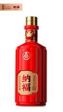 重庆五粮液纳福满堂红52度浓香型白酒