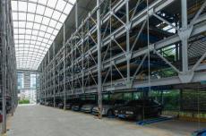 新疆伊犁供应简易升降立体车库销售立体车位