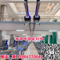 直線式可升降監控機器人