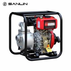 2寸柴油自吸泵/柴油灌溉泵