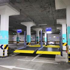 天津回收立體機械車位回收兩層簡易升降車庫