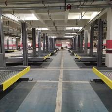 天津回收立體機械停車庫回收巷道堆垛停車場