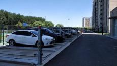 無錫回收機械立體停車位回收垂直升降停車庫
