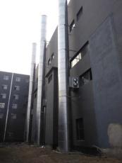 不锈钢双层烟囱-独立式不锈钢烟囱