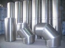 不锈钢烟囱设计-不锈钢烟道