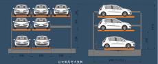 南京回收機械停車庫回收兩層家用立體停車位
