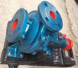 卧式单级离心泵清水泵IS65-40-250耐磨材质