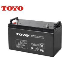 TOYO蓄电池6GFM120 12V120AH直流通信