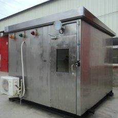 天然氣氣質監測分析小屋 防爆正壓分析小屋