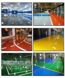 惠州東江工業區車間環氧地坪漆施工