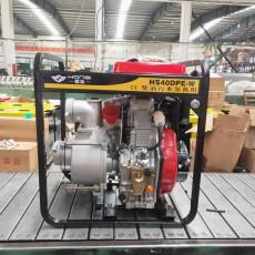 4寸柴油机高扬程污水泵