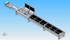 微机控制卧式液压万能试验机