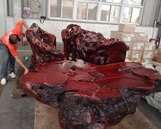 上海紅木家具修舊如舊是工匠們的最高