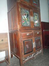 上海老紅木櫥柜翻新 想找好手藝提前預約