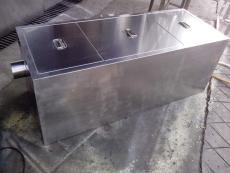 埋地式隔油池-成品不锈钢隔油池