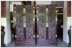上海紅木家具雅居服務 修理紅木家具開裂的