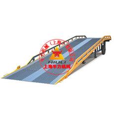 上海機械式移動裝卸登車橋什么品牌好