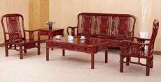 上海修理老餐桌椅紅木家具修復妙招