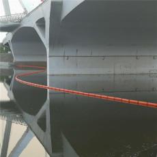 電站進水口前攔漂體水面漂浮物攔截裝置