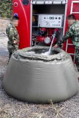 消防移動水池中轉消防儲水池自動升降式水囊