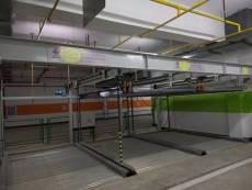 贛州租賃機械車庫出售三層立體機械停車位