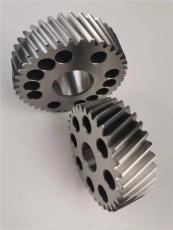 精密研磨齒輪齒條加工定制V型導軌齒條廠家