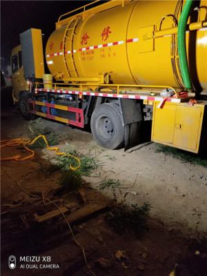 万柏林区污泥管道疏通清淤抽化粪池
