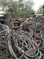 東源縣工廠剩余電纜回收拆除