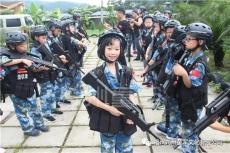 九州童军2021少年军校军事夏令营