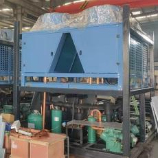 VOCs廢氣回收處理超低溫復疊式機組設備裝置