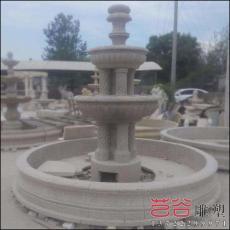 大型石雕噴泉