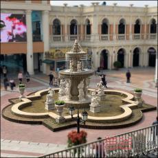 流水擺件噴泉
