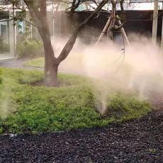 高壓噴霧系統 人造霧系統 景觀噴霧造景