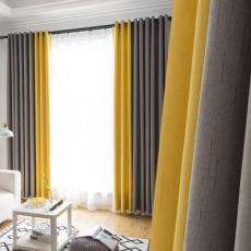合肥遮陽會議室窗簾辦公百葉窗布藝窗簾出售