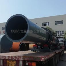 山東省菏澤市氣流式小型建筑材料烘干窯設備