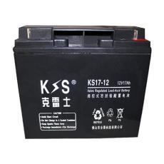 克雷士铅酸蓄电池KS17-12 12V17AH尺寸规格