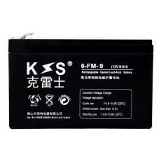 克雷士蓄电池6-FM-9 12V9AH尺寸及参数