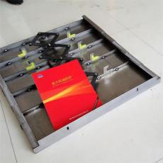 臺正TB-L1060加工中心鋼板防護罩優點